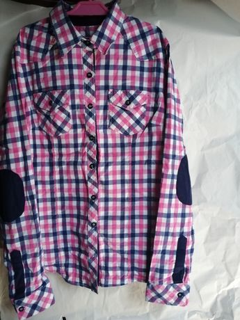 Koszule, sweterki rozpinane