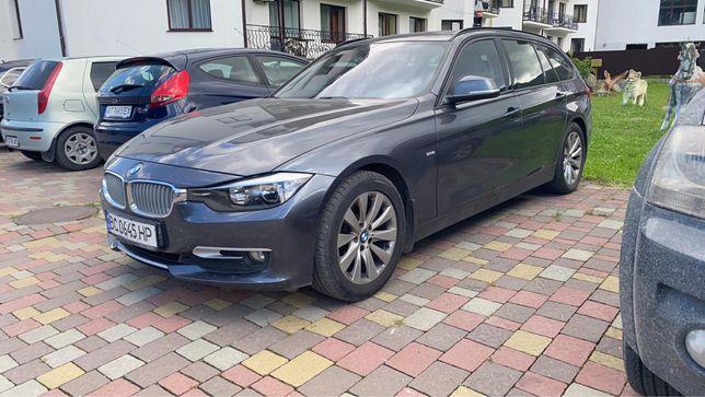 BMW 318d, F31 Modern