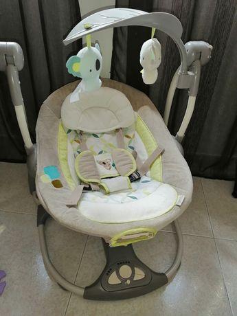 Parque e baloiço de bebe