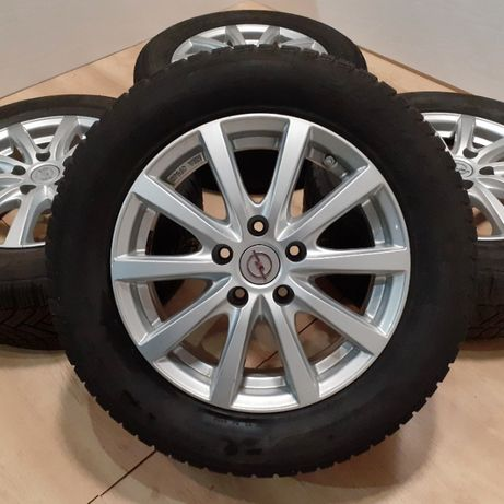Диски Opel R16 5x115 Astra Zafira Chevrolet Cruze Malibu Orlando Опель
