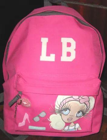 Рюкзак (ранец) для девочки Bag Base