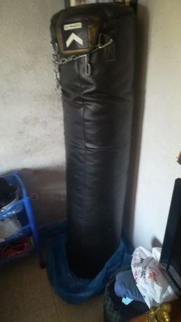 Saco de boxe nunca usado