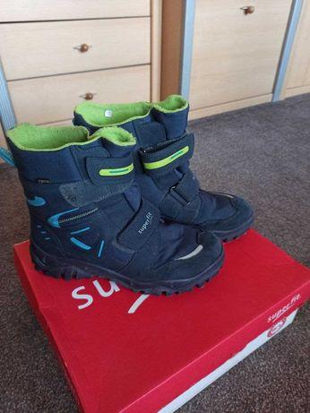 Зимние ботинки Superfit 40