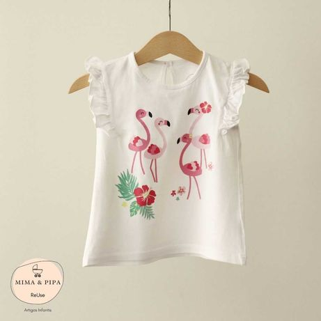 Pack T-Shirts C&A  9 meses