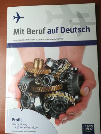 Książka do Niemieckiego Mit beruf auf deutsch