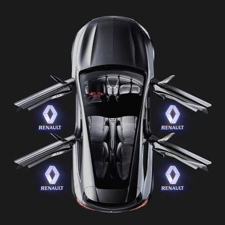 3D підсвітка Renault
