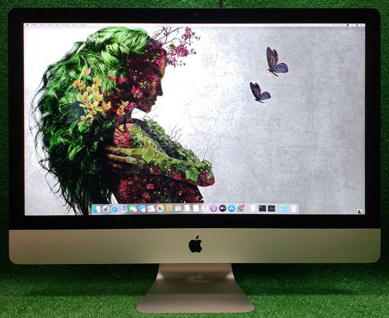 МОЩНЫЙ Компьютер iMac 27'' MNED2 i5/8/2.12TB/Pro580, 8GB/ РАССРОЧКА 0%