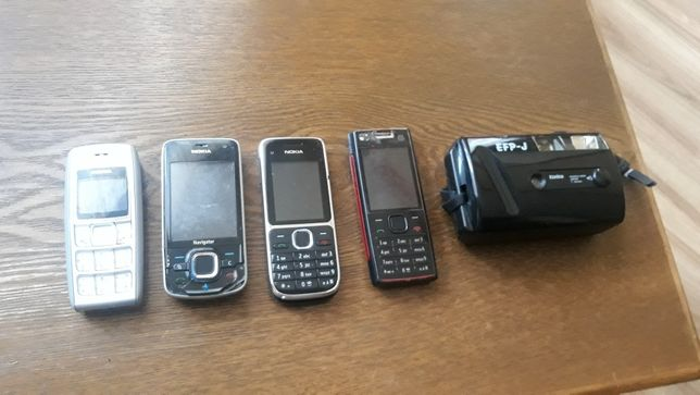 Telefon Nokia z klawiaturą