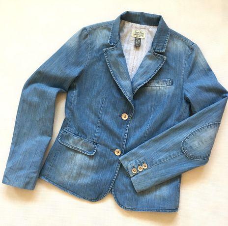 Kurtka jeansowa jeans ZARA 11-12 lat 146-152