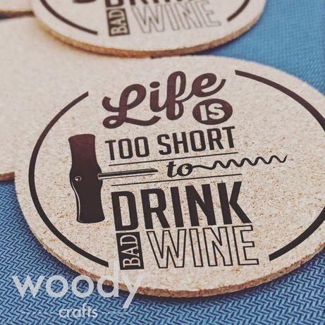 Bases copos bad wine