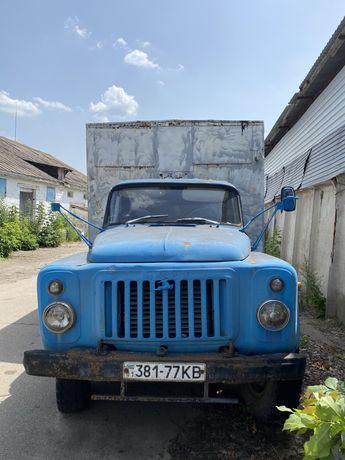Газ 53 газон грузовой автомобиль вантажний автомобіль авто