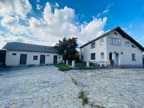 Продається будинок з господарськими будівлями 24км від Тернополя