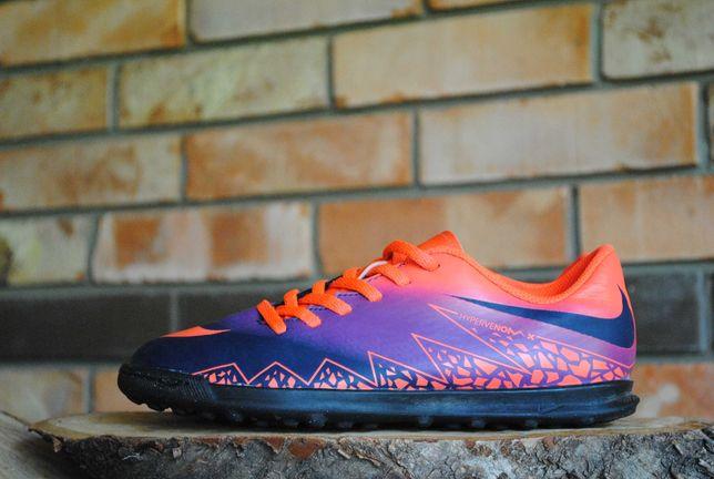 Сороконожки футзалки бампы Nike Hypervenom X размер 35,5