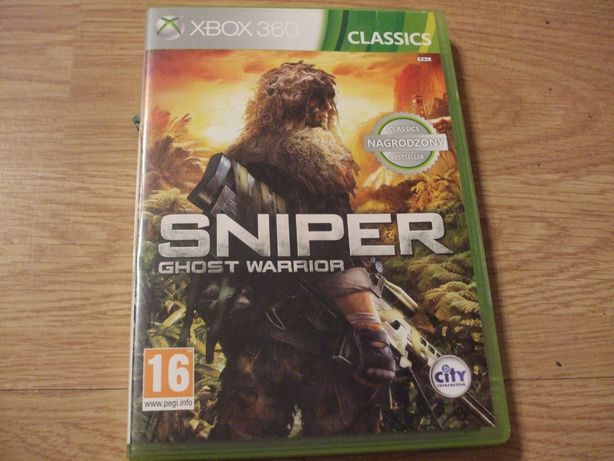 Gra Sniper Ghost Warrior PL Xbox 360 One ideał