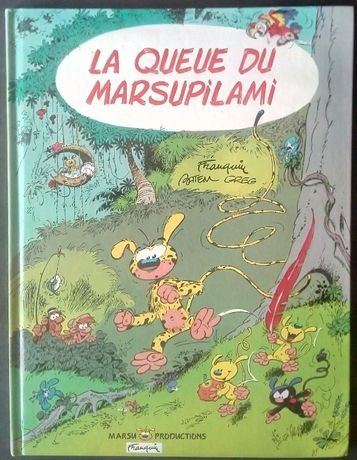 la queue du marsupilami / batem