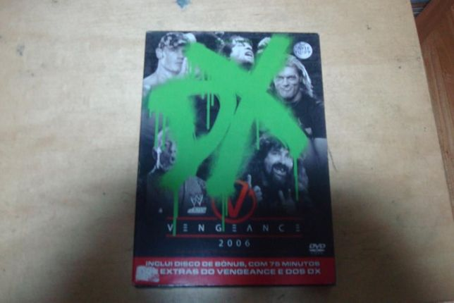 18 Dvds originais wwe Wrestling