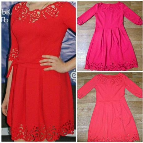 Красивое платье ,размер 44-46