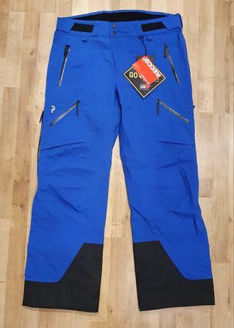 Nowe męskie spodnie narciarskie Peak Performance Gore-Tex RECCO r. XL