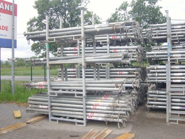 Podpory stropowe (budowlane) Hunnebeck 550 cm. Sprzedam