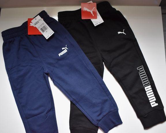 Штаны спортивные на мальчика Пума (размеры 92; 104)