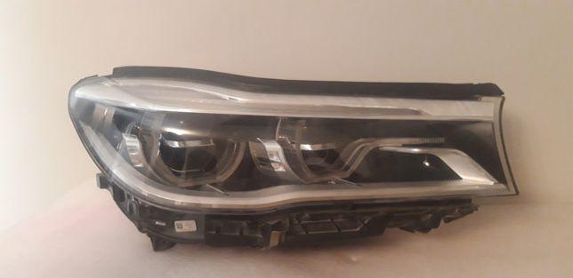 Фара передняя правая BMW 7 G11 G12 оптика БМВ 7 7463762