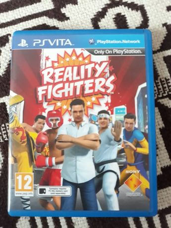 Reality fighters- PSVita