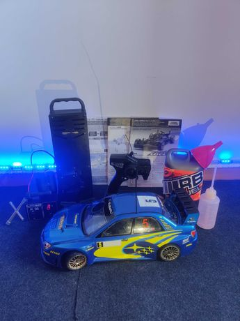 Kyosho PureTen GP Fazer 4WD  1/10 - Subaru Impreza WRC 2006