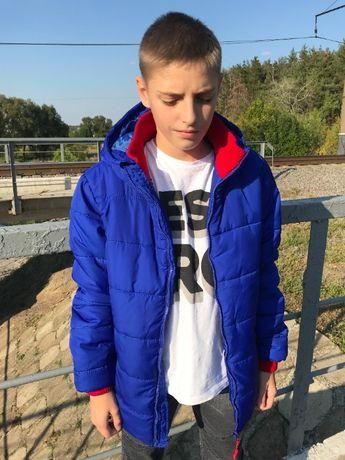 Куртка Зимняя Для Мальчика 146 152 158 См.