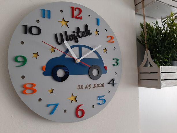 Zegar dla dziecka do pokoju, prezent