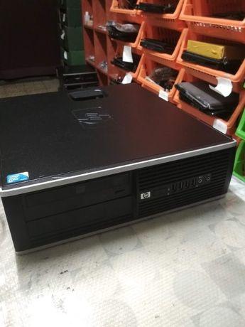 Desktop Torre HP Compaq 8000 Elite Intel Quad Core 2.40GHZ 4GB