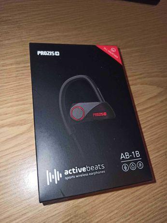 Auriculares Phones Prozis AB-1B | Para desporto