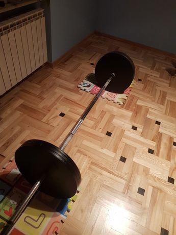 Obciazenie 45 cm olimpijskie 22kg talerze
