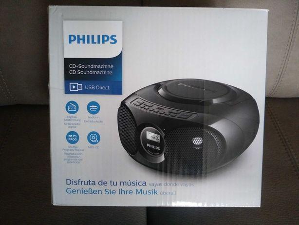 NOWY radioodtwarzacz Philips AZ318B/12