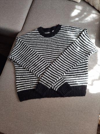 Sweterek H&M w paski