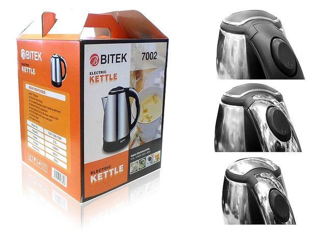 Новый электрочайник Vitek 2.0 л / Вт чайник электрический Витек Вітек