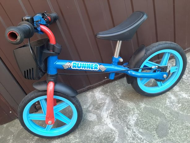 Rowerek biegowy Playtive Junior