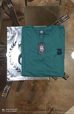 T-shirts NOVAS com etiqueta Siksilk e outras