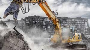 wyburzenia rozbiórki transport wywóz gruzu drenaż wykopy