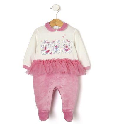 Babygrow de menina dos 0 aos 9 meses