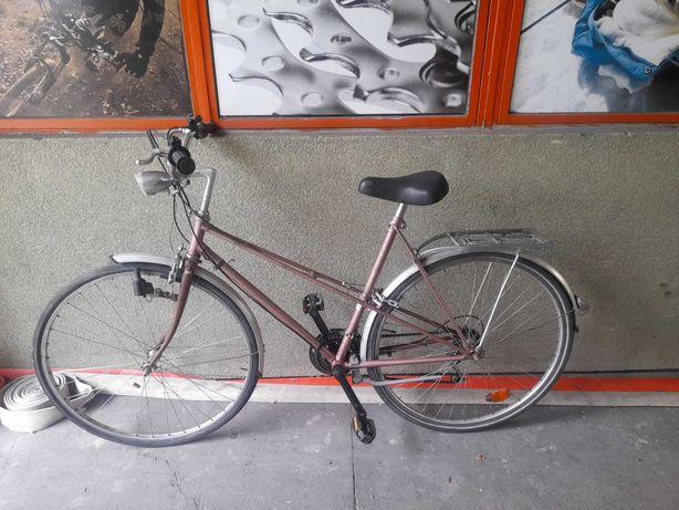 "rower Tokaido koła 28"" biegi 3x5"