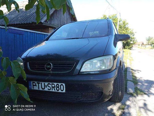 Opel zafira А.2.0тд.2000г.Подходить под розмитнення Можливо Обмін