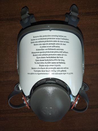 Полнолицевая маска 3M 6900 размер L (Оригинал)