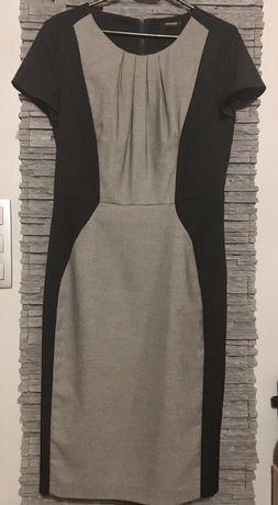 Klasyczna sukienka prosta ołówkowa Orsay 38 jak nowa