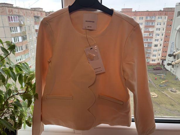 Модный пиджак, кардинан Resirved