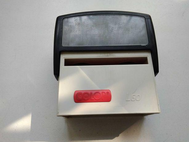 Оснастка для штампа L60 37х76 мм