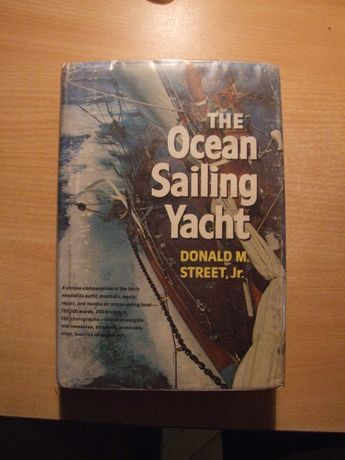 Ocean sailing yacht. Jacht oceaniczny. Żeglastwo
