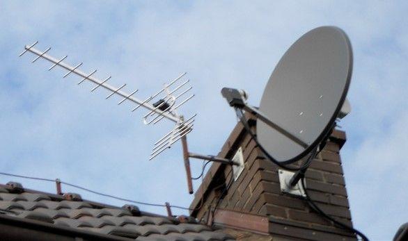 Montaż, ustawianie, naprawa, sprzedaż anten sat. i DVB-T