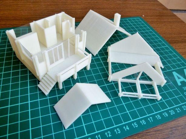 3D (3Д) печать, от 2 грн/г, Украина