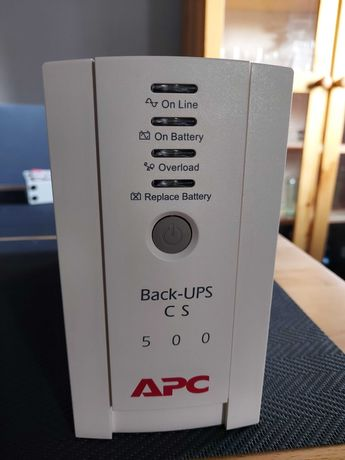 APC UPS 500AV backup zasilania, zasilanie awaryjne