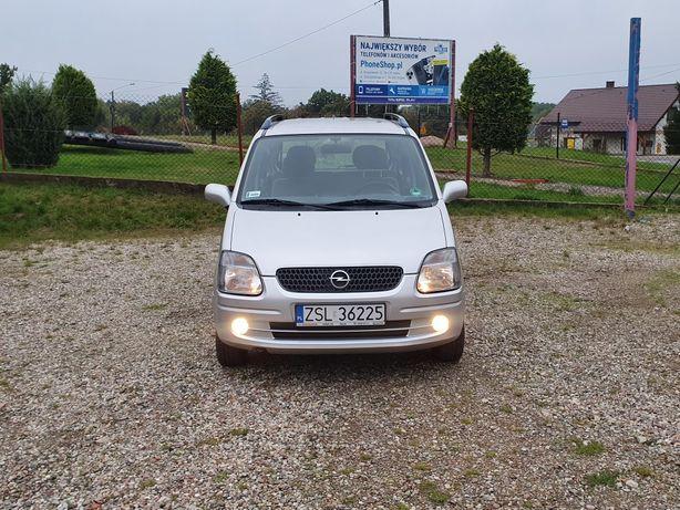 Opel Agila 1.2 Benzyna Klima ZAREJESTROWANY